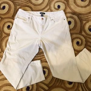 Like New.  Lands End fit 1 size 12 corduroy pants